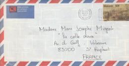 Malawi Lettre Avec Correspondance Capital  1983 Pour France St Raphael        Tda17 - Malawi (1964-...)