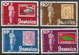 Jamaica. 1979 Death Centenary Of Sir Rowland Hill. Used Complete Set. SG 484-7 - Jamaica (1962-...)