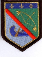 Gendarmerie écusson épaule -  LGD GUYANE Modèle D´essai - Police & Gendarmerie