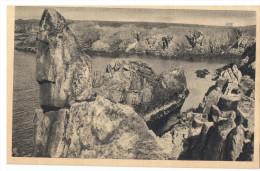 17/85 - CPA ILE D´YEU - Rochers Du Ker Daniau - Saint Jean De Monts