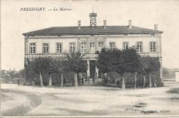 PRESSIGNY - 52 - La Mairie - ENCH - - Frankreich