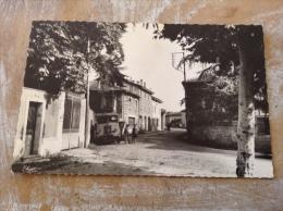 Jarcieu Place De Lhorme Cpsm - France