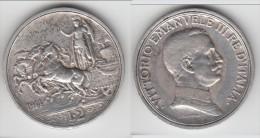 **** ITALIE - ITALIA  2 LIRE 1914 R VITTORIO EMANUELE III - ARGENT - SILVER **** EN ACHAT IMMEDIAT !!! - 1861-1946 : Royaume