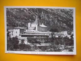 Cpsm  MALLORCA - Espana - Cartuja De VALLDEMOSA - Espagne - Mallorca