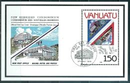 Vanuatu, Exposition Philatélique Mondiale Londres London 90, Bloc Feuillet N° 15 Y&T Neuf Sans Charnière - Vanuatu (1980-...)