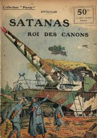 REVUE WW1 - COLLECTION PATRIE - SATANAS ROI DES CANONS