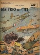 REVUE WW1 - COLLECTION PATRIE - MAITRES DU CIEL