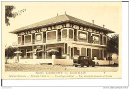 Algerie ALGERIA Hotel Lambert Adekar Station Estivale Cpa Bon état - Autres Villes