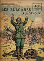 REVUE WW1 - COLLECTION PATRIE - LES BULGARES A GENOUX