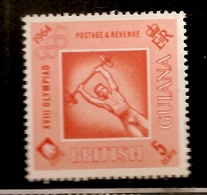 GUYANE BRITANNIQUE  OBLITERE - British Guiana (...-1966)