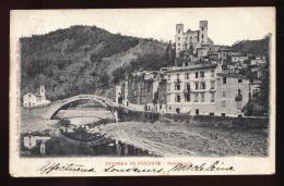 DOLCEACQUA - IMPERIA - 1906 - RIVIERA DI PONENTE - Imperia
