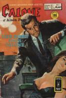 CALONE N° 2 BE AREDIT COMICS POCKET 01-1975 - Arédit & Artima