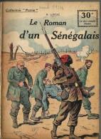 REVUE WW1 - COLLECTION PATRIE - LE ROMAN D UN SENEGALAIS