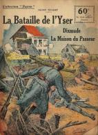REVUE WW1 - COLLECTION PATRIE - LA BATAILLE DE L YSER