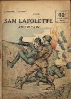 REVUE WW1 - COLLECTION PATRIE - SAM LAFOLETTE AMERICAIN