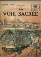 REVUE WW1 - COLLECTION PATRIE - LA VOIE SACREE