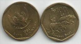Indonesia 100 rupiah 1994.