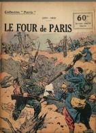 REVUE WW1 - COLLECTION PATRIE - LE FOUR DE PARIS