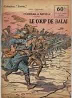 REVUE WW1 - COLLECTION PATRIE - LE COUP DE BALAI