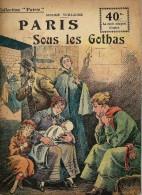 REVUE WW1 - COLLECTION PATRIE - PARIS SOUS LES GOTHAS