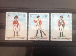 Grenada - Postfris/MNH - Serie Militaire Uniformen 1971 - Grenada (...-1974)