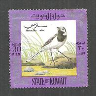 USED STAMP KUWAIT BIRD