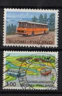 BUS   -  Finlandia  °° Usati/used - Bus