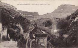 Salins Les Bains - La Vallée Saint-Joseph Et Les Forts - Autres Communes