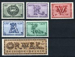 625/630 MNH** 1943 - Vijfde Orval - Unused Stamps