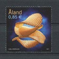 ALAND 2011 N° 347 ** Neuf = MNH Superbe Cote 2,50 € Gastronomie Chips Cuisine - Aland