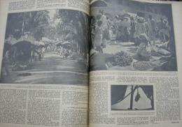 SCIENCES ET VOYAGES 1926 N�356:MANDCHOURIE TETES CONDAMNES/PALESTINE/ROYAU ME MENANGKABAU/RORQUAL/USINE S FORD/BERTHELOT