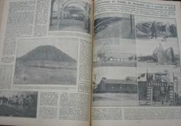 SCIENCES ET VOYAGES 1926 N�359:LOCOMOTIVE GEANTE/JAVA/ALASKA DIRIGEABLE/NEWTON/BALLE TENNIS/TIR AERIEN