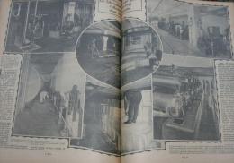 SCIENCES ET VOYAGES 1926 N�361:ELEVEUR HIPPOPOTAME/LES CELEBES/ALGER SAHARA SIDECAR/FABRICATION CREME GLACEE