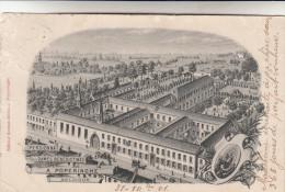 Poperinge, Poperinghe, Pensionnat des dames B�n�dictines (pk14171)