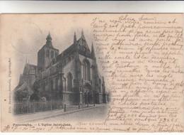 Poperinge, Poperinghe, L�Eglise Saint Jean (pk14173)
