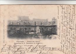 Poperinge, Poperinghe, Maison des veuves, Fondation de M Maeseman de Couthove (pk14178)