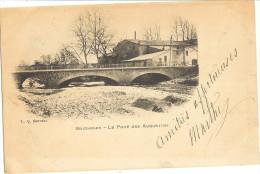 BRIGNOLES - Pont Des Augustins  (cp Precurseur)   74 - Brignoles