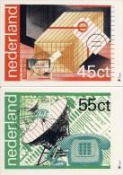 3 Maximumkaarten Philato - R16 T/m R18 (1981, 100 Jaar PTT) - Cartoline Maximum