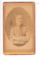 Photographie Photo Militaire Sur Carton Algerie Blida Blidah 1884 J A Gasquet - War, Military