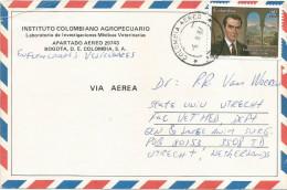 Colombia 1987 Bogota Lorca Writer Cover - Colombia