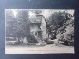 dep78  VERSAILLES parc du petit trianon  le moulin