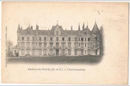 AUTHON Du PERCHE .28. Chateau Charbonnières. - Autres Communes