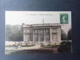 dep78  VERSAILLES   palais du petit trianon