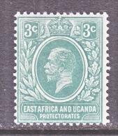 EAST AFRICA AND UGANDA  PROTECTORATES  41     *   Wmk. 3 - Kenya, Uganda & Tanganyika