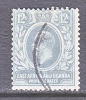 EAST AFRICA AND UGANDA  PROTECT.   44   (o)   Wmk. 3 - Kenya, Uganda & Tanganyika