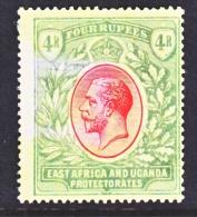 EAST AFRICA AND UGANDA  PROTECT.   52    (o)   Rev. Cd.    Wmk. 3 - Kenya, Uganda & Tanganyika