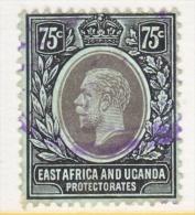 EAST AFRICA AND UGANDA  PROTECT.   61  SURFACE  COLORED  PAPER    (o)       Wmk. 3 - Kenya, Uganda & Tanganyika