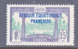 FRANCE  GABON  98  * - Gabon (1886-1936)