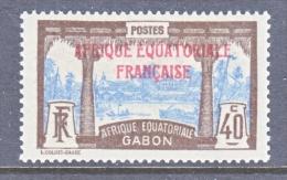 FRANCE  GABON  99   * - Gabon (1886-1936)