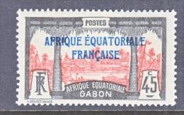 FRANCE  GABON  100   * - Gabon (1886-1936)